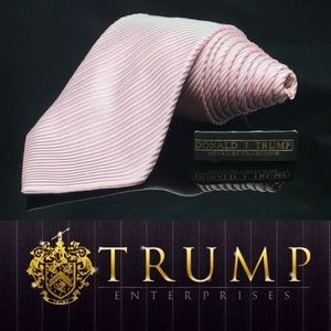 DONALD TRUMP~ SIGNATURE COLLECTION
